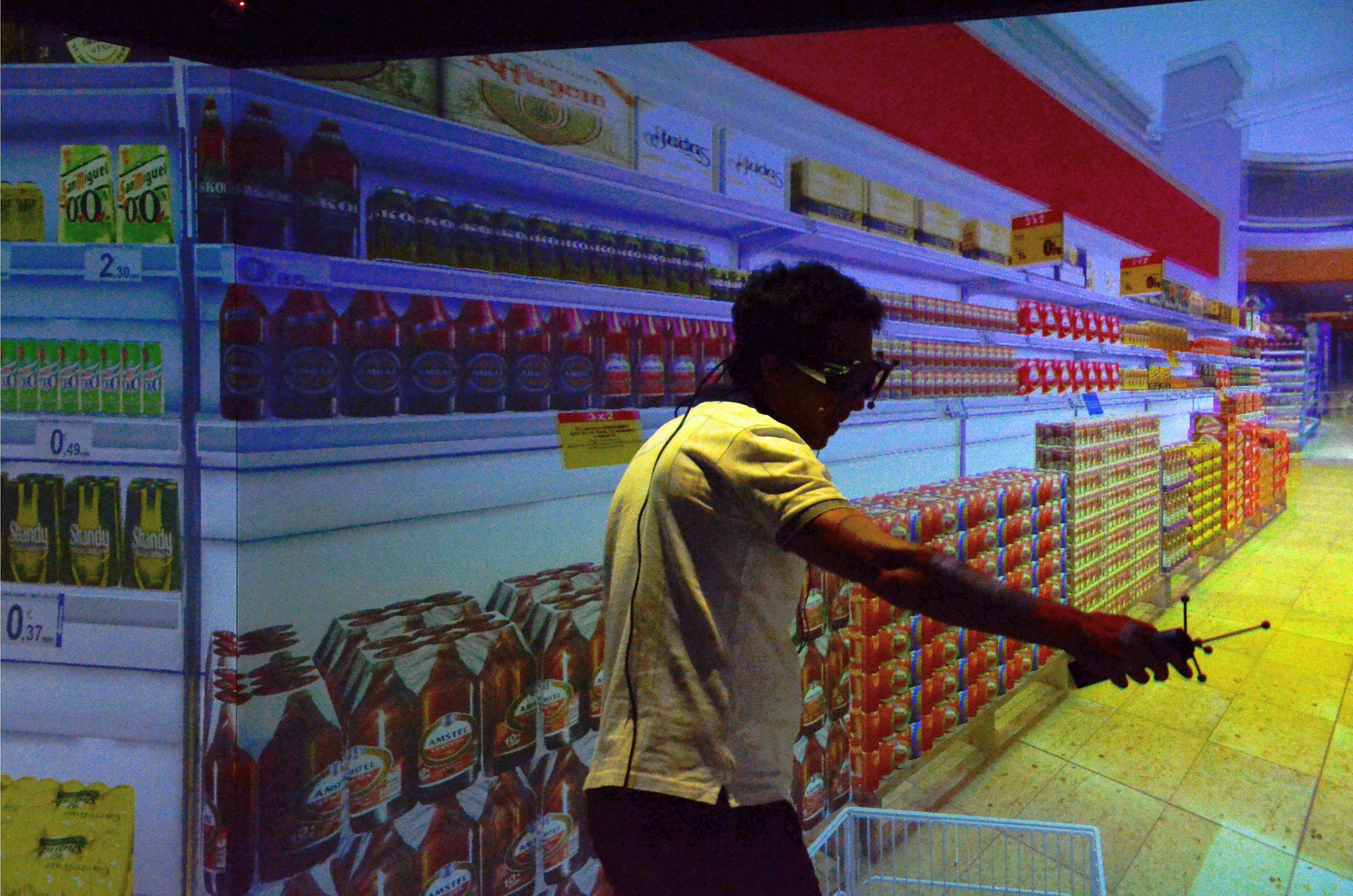 Neurociencia y realidad virtual para conocer el comportamiento de los consumidores. Instituto I3B