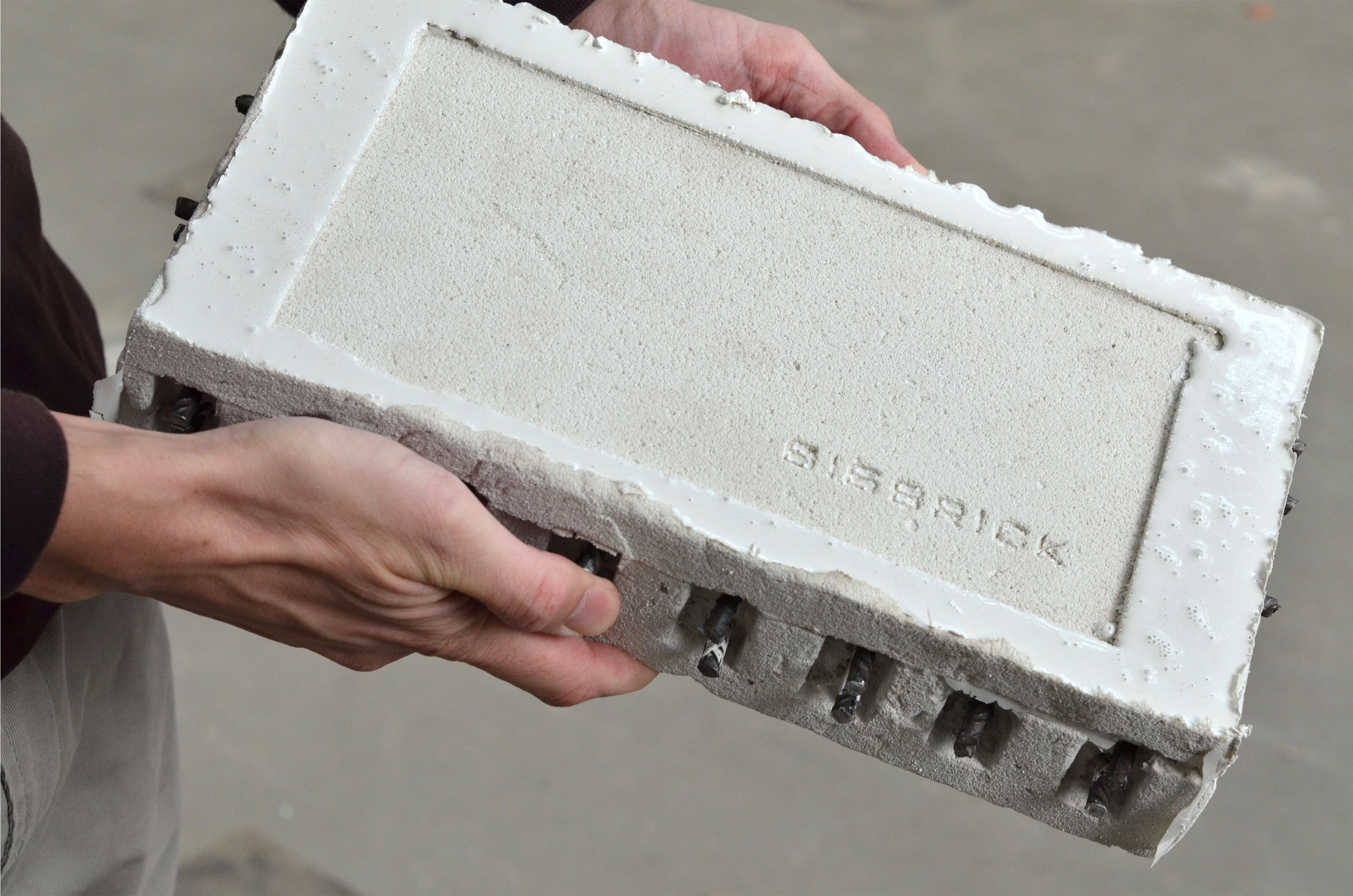 Sisbrick, ladrillo antisísmico desarrollado por investigadores del ICITECH